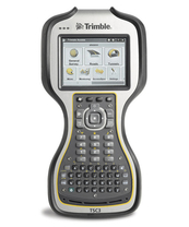 Контроллер Trimble TSC3, ПО TA GNSS, ABCD